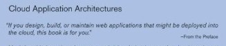 Verso Cloud Application Architectures